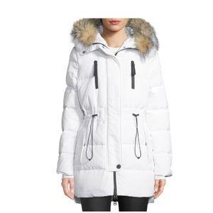 ec3e656c44ce Derek Lam Jackets   Coats - Derek lam 10 Crosby hooded parka coat with fur  New